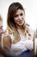 Belen Rodriguez - Milano - 12-10-2013 - Baby VIP: le star aprono l'album dei ricordi