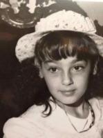 Anna Tatangelo - Milano - 12-10-2013 - Baby VIP: le star aprono l'album dei ricordi
