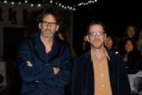 Ethan Coen, Joel Coen - Londra - 15-10-2013 - Carey Mulligan: giallo Dior alla premiere di Inside Llewyn Davis