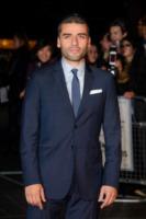 Oscar Isaac - Londra - 15-10-2013 - Carey Mulligan: giallo Dior alla premiere di Inside Llewyn Davis