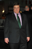 John Goodman - Londra - 15-10-2013 - Carey Mulligan: giallo Dior alla premiere di Inside Llewyn Davis