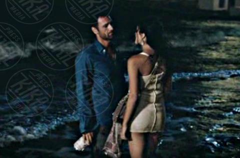 Rocio Munoz Morales, Raoul Bova - 11-06-2013 - Raoul Bova e Rocio Munoz Morales: il primo bacio
