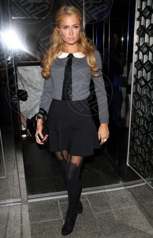 Paris Hilton - Hollywood - 19-10-2013 - Primavera bon ton: tutte preppy-chic con il colletto