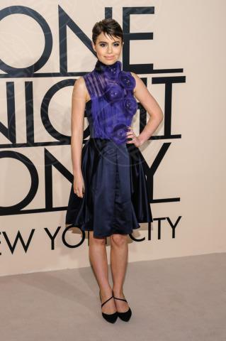 Sami Gayle - New York - 24-10-2013 - Ecco le celebrity che non fanno un plissé… ma mille!