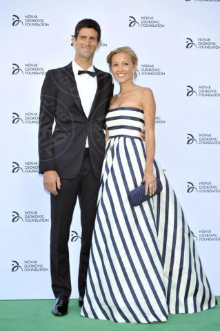 Jelena Ristic, Novak Djokovic - Londra - 08-07-2013 - Non solo divorzi, in arrivo una cascata di fiori d'arancio