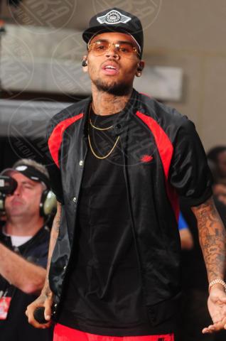 Chris Brown - New York - 30-08-2013 - Il successo porta dritto dritto al rehab