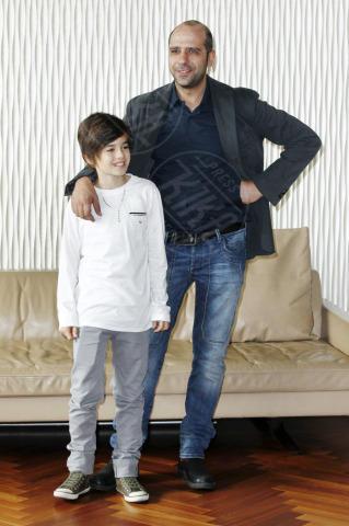 Robert Dancs, Checco Zalone - Milano - 30-10-2013 - Checco Zalone porta a Milano un Sole a catinelle