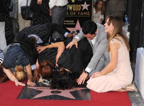 Blair Underwood, Danny Pino, Mariska Hargitay, Hilary Swank, Maria Bello - Hollywood - 08-11-2013 - Mariska Argitay è la stella 2511 della Walk Of Fame