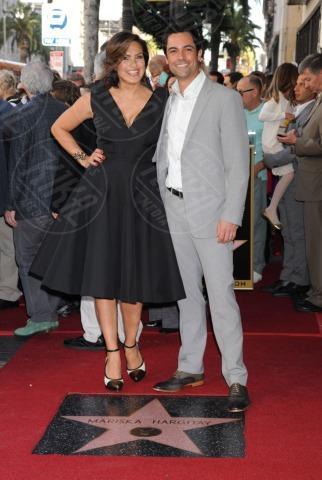 Danny Pino, Mariska Hargitay - Hollywood - 08-11-2013 - Mariska Argitay è la stella 2511 della Walk Of Fame