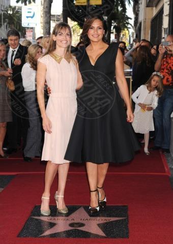 Mariska Hargitay, Hilary Swank - Hollywood - 08-11-2013 - Mariska Argitay è la stella 2511 della Walk Of Fame