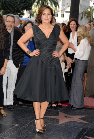 Mariska Hargitay - Hollywood - 08-11-2013 - Mariska Argitay è la stella 2511 della Walk Of Fame