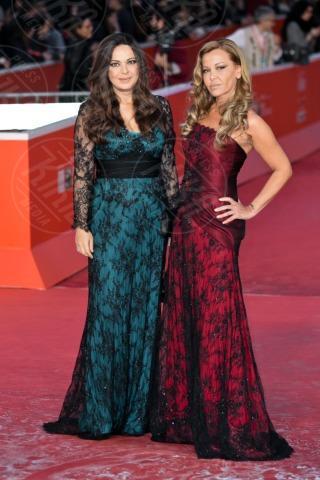 Giuliana Gemma, Vera Gemma - Roma - 08-11-2013 - Vera Gemma difende Asia Argento: