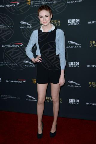 Karen Gillan - Beverly Hills - 09-11-2013 - Uno shorts non fa primavera… ma tutti questi sì!