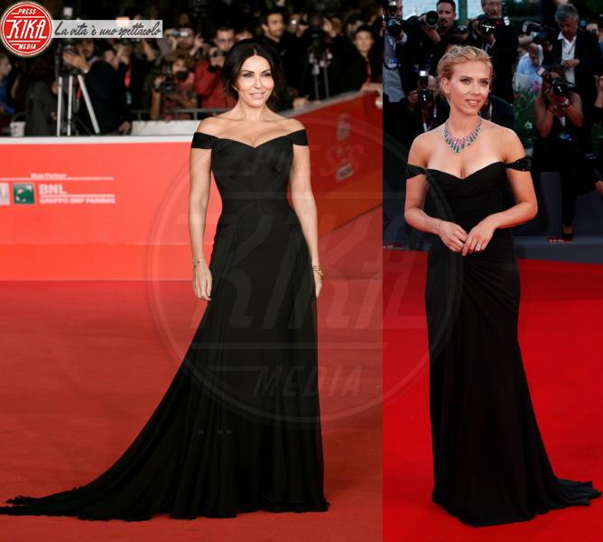 Sabrina Ferilli, Scarlett Johansson - 11-11-2013 - Sabrina Ferilli, a 50 anni è sempre La Grande Bellezza!