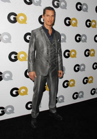 Matthew McConaughey - Los Angeles - 13-11-2013 - Matthew McConaughey, a ogni evento il suo colore