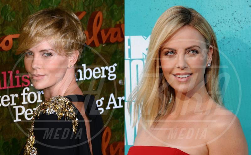 Charlize Theron - 15-11-2013 - Quando le celebrity ci danno un taglio… ai capelli!