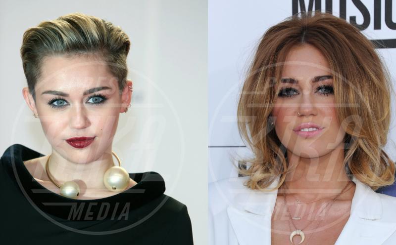 Miley Cyrus - 15-11-2013 - Quando le celebrity ci danno un taglio… ai capelli!