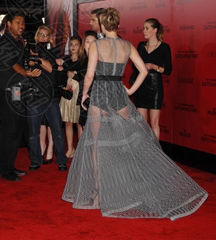 Jennifer Lawrence - Hollywood - 18-11-2013 - Avvolte in una nuvola di tulle e sotto… la lingerie!