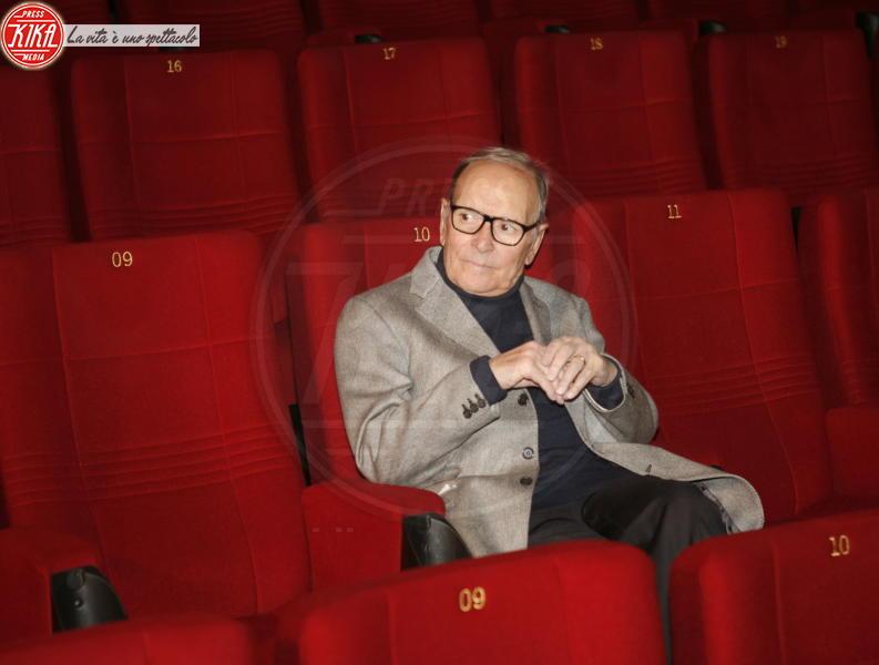Ennio Morricone - Berlino - 06-12-2013 - Oscar 2016: a Ennio Morricone la Miglior Colonna Sonora