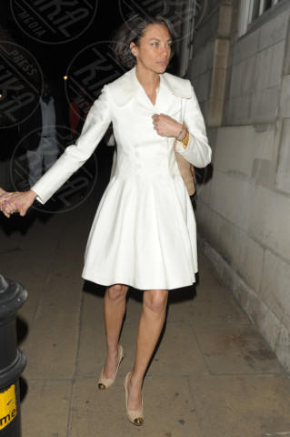 Lilly Becker - Londra - 25-06-2013 - Le celebrities vanno in bianco… anche d'inverno!