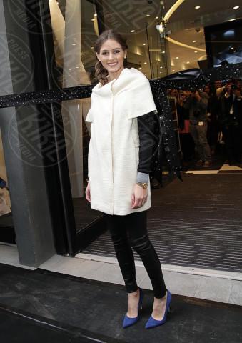 Olivia Palermo - 07-11-2012 - Le celebrities vanno in bianco… anche d'inverno!