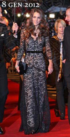 Kate Middleton - Londra - Kate Middleton è la signora in rosso… di nuovo!
