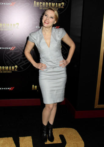 Kate McKinnon - New York - 16-12-2013 - Ghostbusters in rosa: ci sarà anche un protagonista del 1984