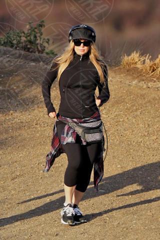 Fergie - Los Angeles - 19-12-2013 - Tieniti  in  forma   con   l'hiking!