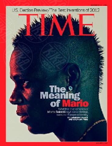 Mario Balotelli - 02-11-2012 - Mario Balotelli-Fanny Neguesha: un amore da soap opera