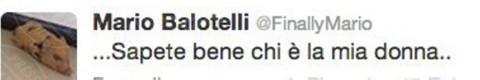 Mario Balotelli - 16-08-2013 - Mario Balotelli-Fanny Neguesha: un amore da soap opera