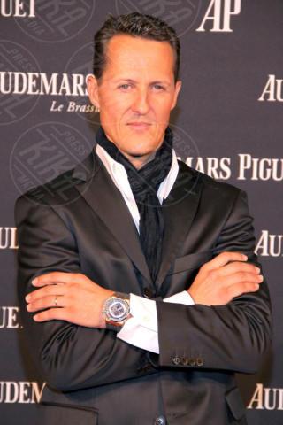 Michael Schumacher - Berlino - 17-10-2012 - Michael Schumacher uscito dal coma indotto