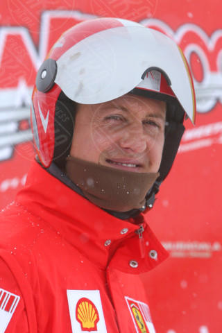 Michael Schumacher - Madonna Di Campiglio - 11-01-2008 - Michael Schumacher uscito dal coma indotto