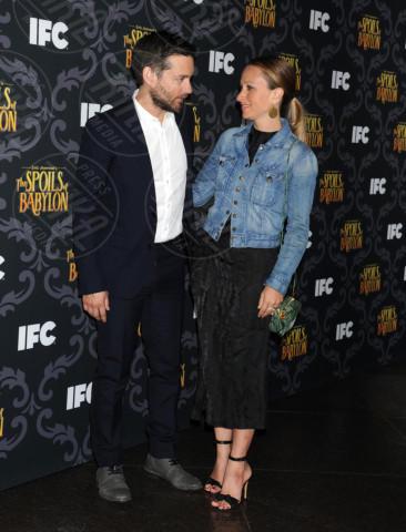 Jennifer Meyer, Tobey Maguire - Los Angeles - 06-01-2014 - Tobey Maguire e Jennifer Meyer si separano