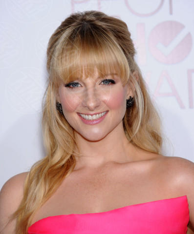 Melissa Rauch - Los Angeles - 08-01-2014 - People's Choice Awards 2014: le acconciature