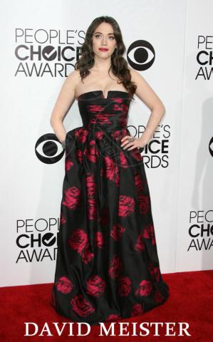 Los Angeles - 08-01-2014 - People's Choice Awards 2014: gli stilisti sul red carpet