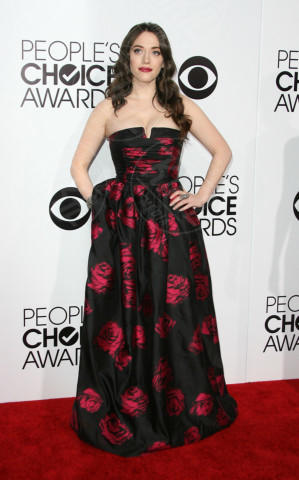 Kat Dennings - Los Angeles - 08-01-2014 - People's Choice Awards 2014: gli stilisti sul red carpet