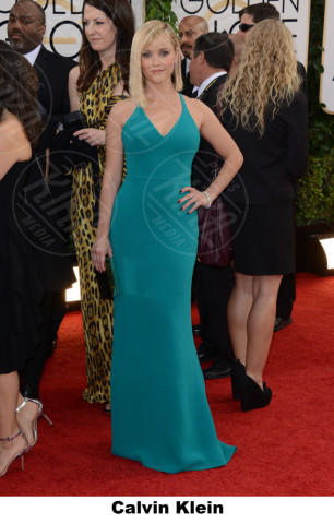 Reese Witherspoon - Beverly Hills - 12-01-2014 - Golden Globe 2014: gli stilisti sul red carpet