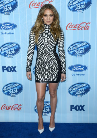 Jennifer Lopez - Westwood - 14-01-2014 - Jennifer Lopez e Jourdan Dunn: chi lo indossa meglio?