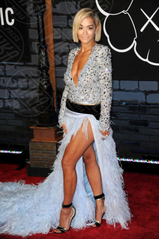 Rita Ora - New York - 25-08-2013 - Spacchi estremi: da Belen a Giulia Salemi e Dayane Mello