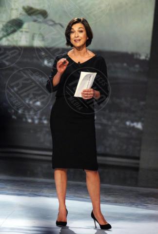 Daria Bignardi - Milano - 17-01-2014 - Un classico intramontabile: il little black dress