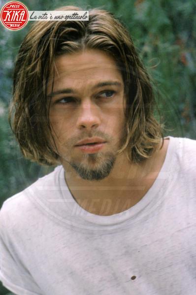 Brad Pitt - Los Angeles - 10-09-1993 - Brad Pitt: dall'esordio a ora quanti cambiamenti