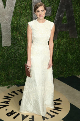 Allison Williams - West Hollywood - 24-02-2013 - Indecisa sull'abito nuziale? Ispirati al red carpet!