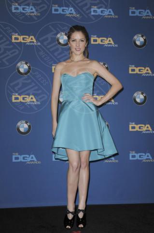 Anna Kendrick - Los Angeles - 26-01-2014 - Verde acqua, turchese, azzurro Tiffany: i colori dell'estate