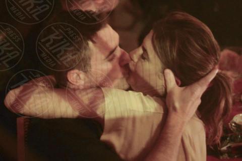 Brian Perri, Elisabetta Canalis - Roma - 24-01-2014 - Elisabetta Canalis: imbronciata per le nozze annullate