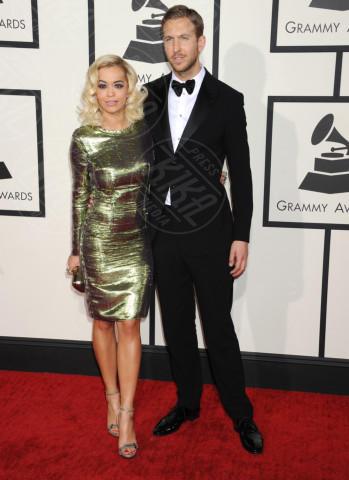 Rita Ora, Calvin Harris - Los Angeles - 26-01-2014 - Tra Rita Ora e Calvin Carris è tutto finito
