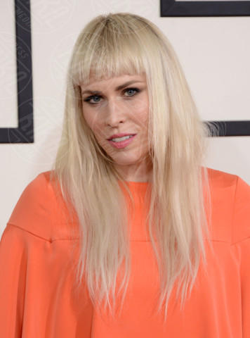 Natasha Bedingfield - Los Angeles - 26-01-2014 - Grammy Awards 2014: le acconciature delle dive
