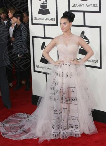 Katy Perry - Los Angeles - 26-01-2014 - Marica Pellegrinelli e Katy Perry: chi lo indossa meglio?