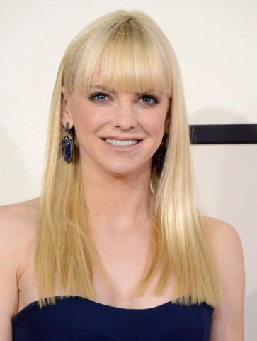 Anna Faris - 26-01-2014 - Grammy Awards 2014: le acconciature delle dive