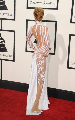 Paris Hilton - Los Angeles - 26-01-2014 - La provocazione delle vip, mettere in mostra tutto (o quasi)