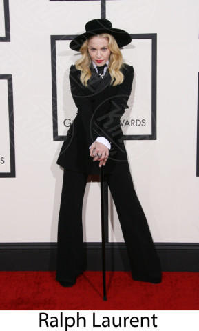 Madonna - Los Angeles - 26-01-2014 - Grammy Awards 2014: gli stilisti sul red carpet